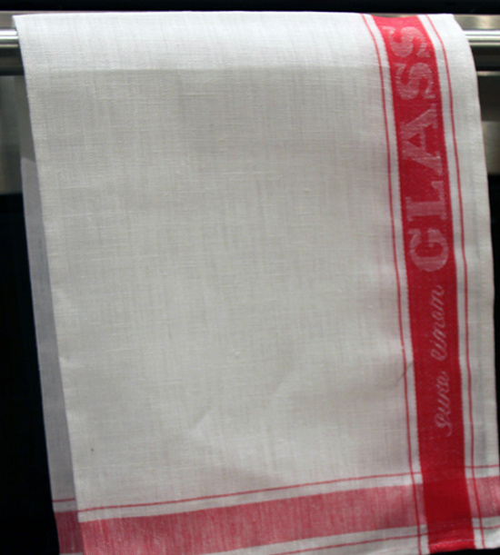 Linen Glass Towel Kitchen Towels Harrislevy